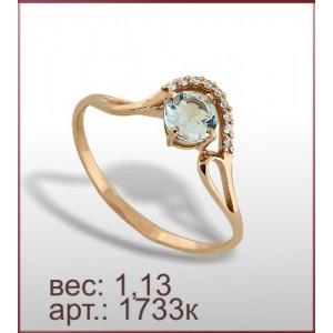Кольцо 1733к